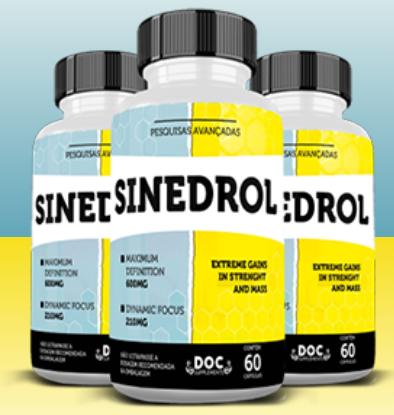 sinedrol funciona mesmo