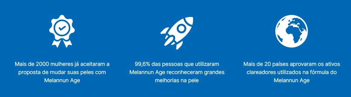 Melannun Age Funciona