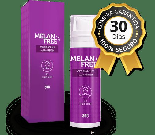 Garantia de 30 Dias do Melan Free