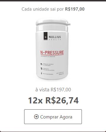 n pressure capsulas