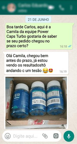 PowerCaps Turbo