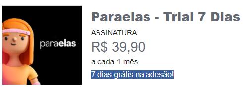 Paraelas App