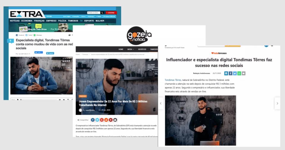 Fórmula Enriquecendo Online 2.0