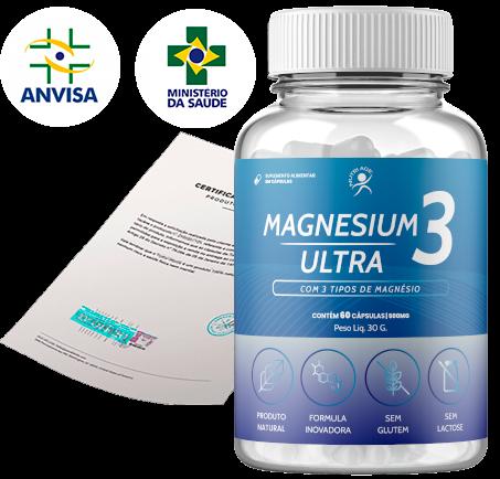 Magnesium 3 Ultra reclamações