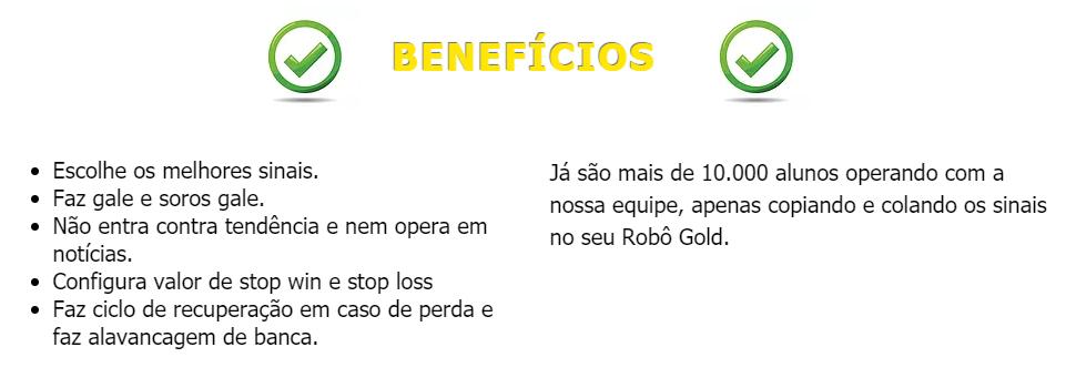robo gold funciona