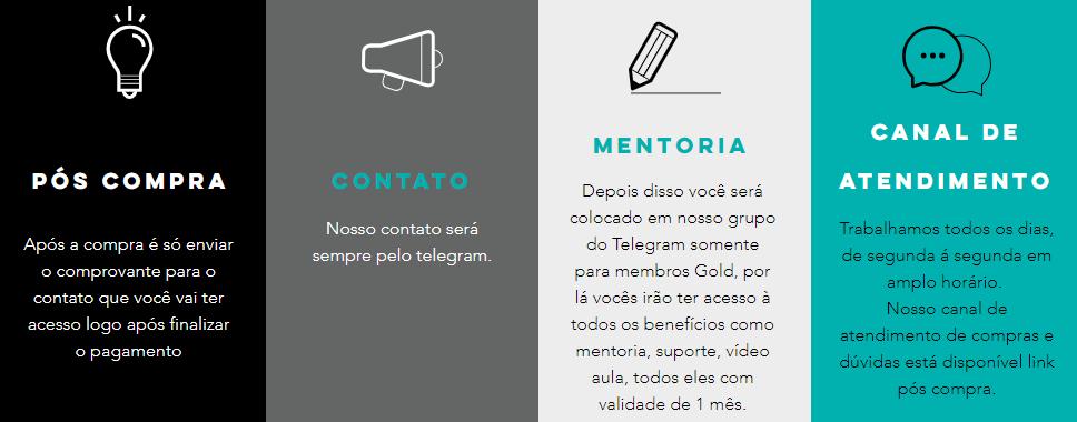 Robo Gold site oficial